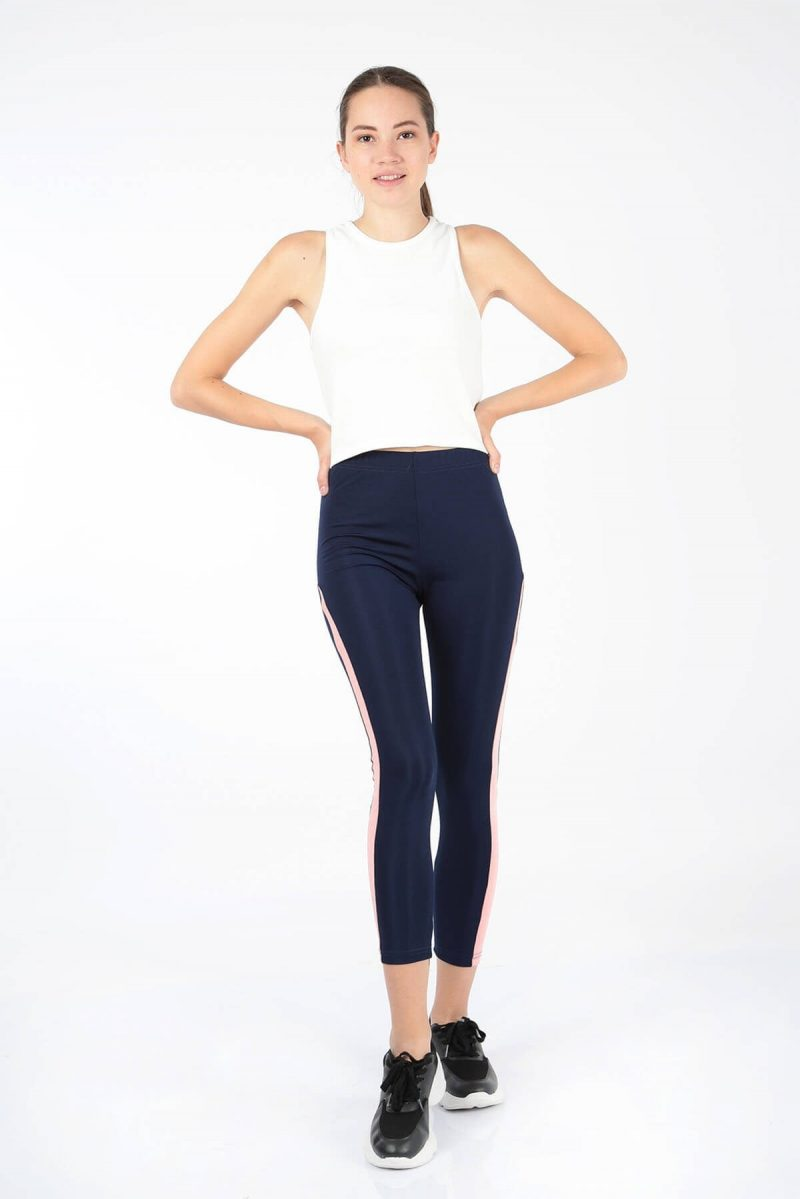Fit Blue Toparlayici Parlak Tayt 2 e1600760866693
