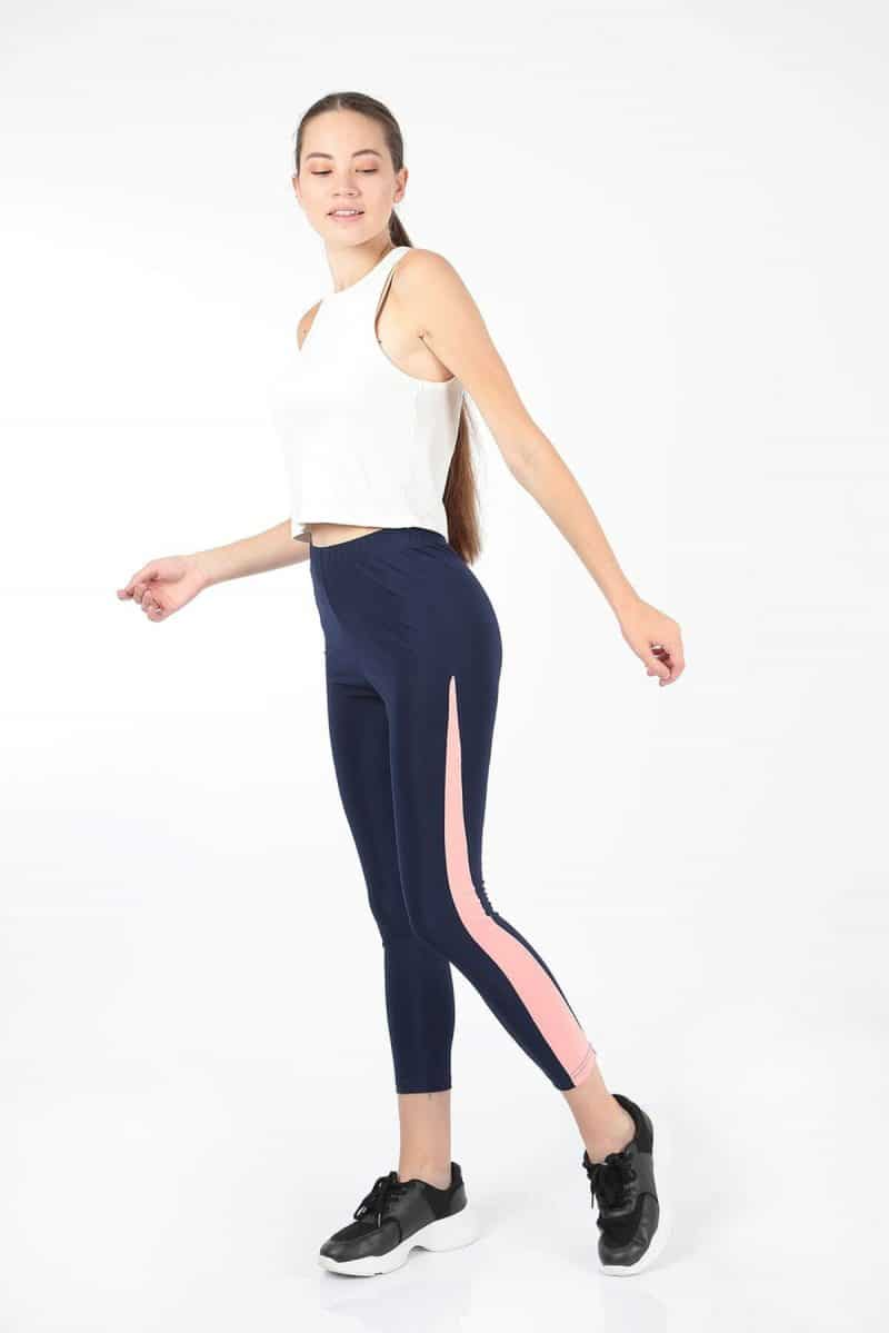 Fit Blue Toparlayici Parlak Tayt e1600760862253